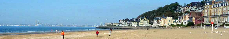 Vakantiehuizen in Calvados aan zee en strand
