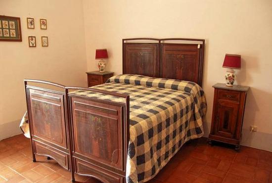 Casa vacanza in Sarteano, Toscana -