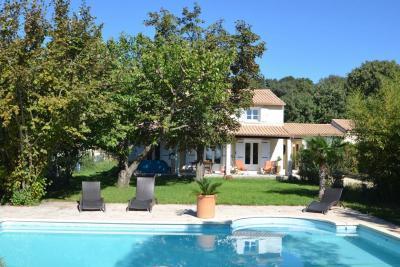 Vakantiehuizen met zwembad Languedoc