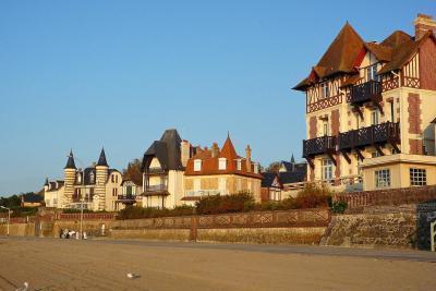 Vakantiehuizen aan zee Calvados