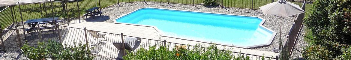 Holiday home with pool France