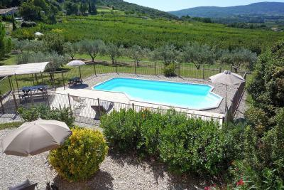 Vakantiehuizen met zwembad Vaucluse