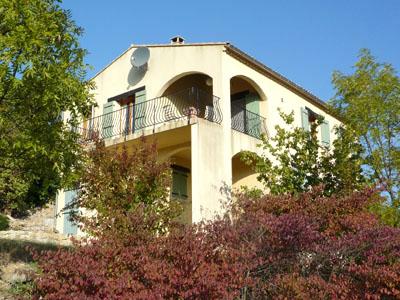 Vakantiehuis in Provence-Côte d'Azur in Saint-Andéol-de-Berg (Frankrijk)