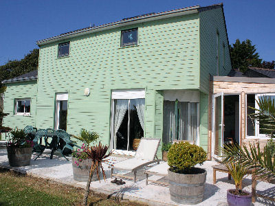 Vakantiehuis in Bretagne in Lanvéoc (Frankrijk)