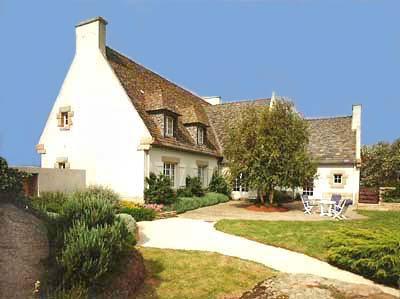 Vakantiehuis in Bretagne in Plounéour-Trez (Frankrijk)