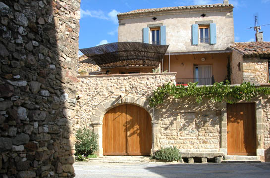 Image of Holiday house in Languedoc-Roussillon in La Bastide-d'Engras (France)