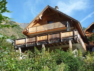 Chalet in Alpen in Venosc (Frankrijk)