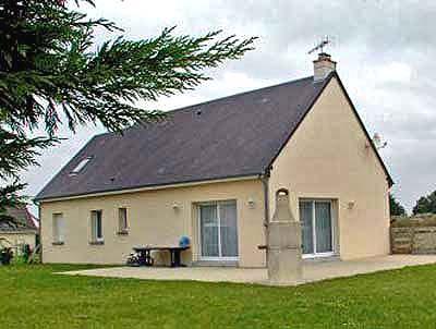 Vakantiehuis in Normandië in Denneville-Plage (Frankrijk)