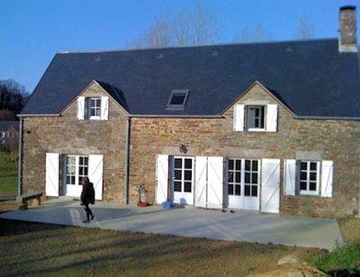 Vakantiehuis in Normandië in Le Mesnil-Villeman (Frankrijk)