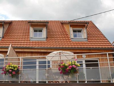 Appartement in Elzas in Nothalten (Frankrijk)