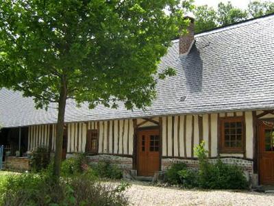 Vakantiehuis in Normandië in Saint-Aubin-sur-Scie (Frankrijk)