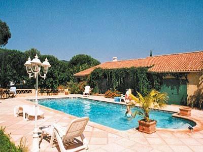 Villa met zwembad in Provence-Côte d'Azur in Ramatuelle (Frankri