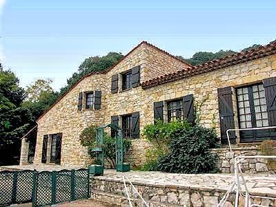 Vakantiehuis in Provence-Côte d'Azur in Mons (Frankrijk)