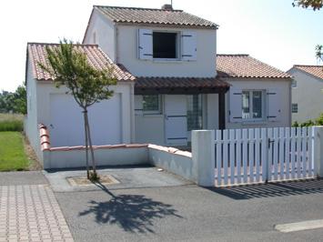 Vakantiehuis in Saint-Vincent-sur-Jard aan zee, in Loire.
