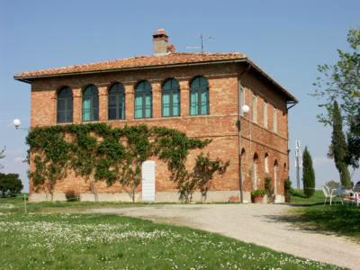 Vakantiehuis in San Quirico d'Orcia, in Toscane.