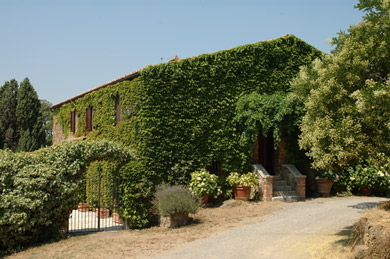 Vakantiehuis in Toscane in San Quirico d'Orcia (Italie)