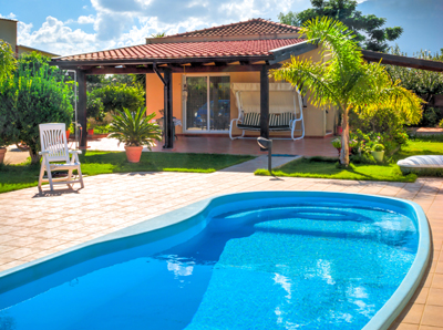 Image of Holiday house with pool in Sicily in Alcamo (Italy)