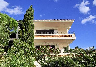 Vakantiehuis in Llanca aan zee, in Costa Brava.