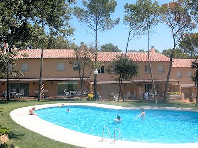 Vakantiehuis met zwembad in Costa Brava in Pals (Spanje)