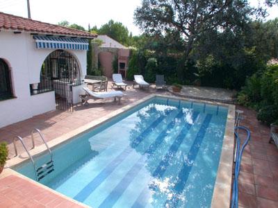 Image of Villa with pool in Costa Dorada in Montroig del Camp (Spain)