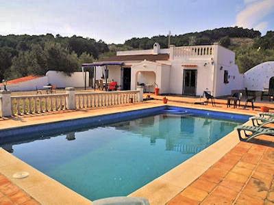 Vakantiehuis in El Perelló met zwembad, in Costa Dorada.
