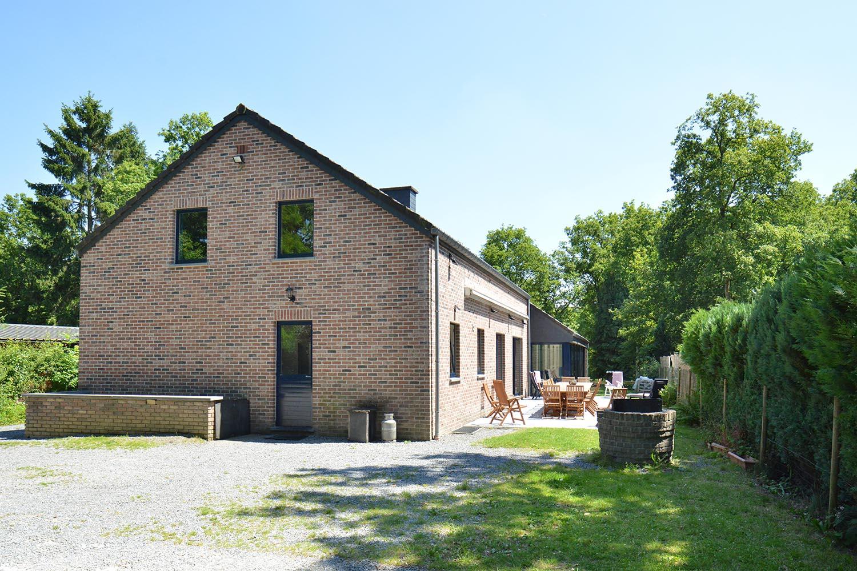 Vakantiehuis in Barvaux met zwembad, in Ardennen.