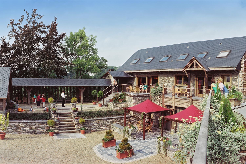 Vakantiehuis in Vielsalm, in Ardennen.