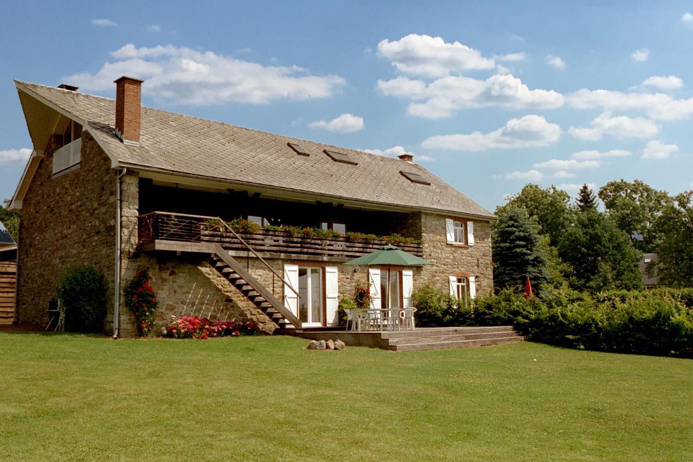 Vakantiehuis in Waimes, in Ardennen.