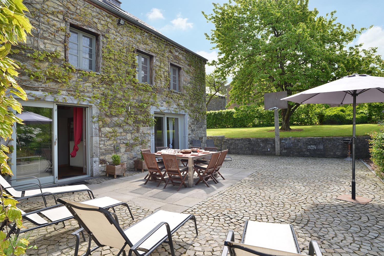 Vakantiehuis in Hotton, in Ardennen.