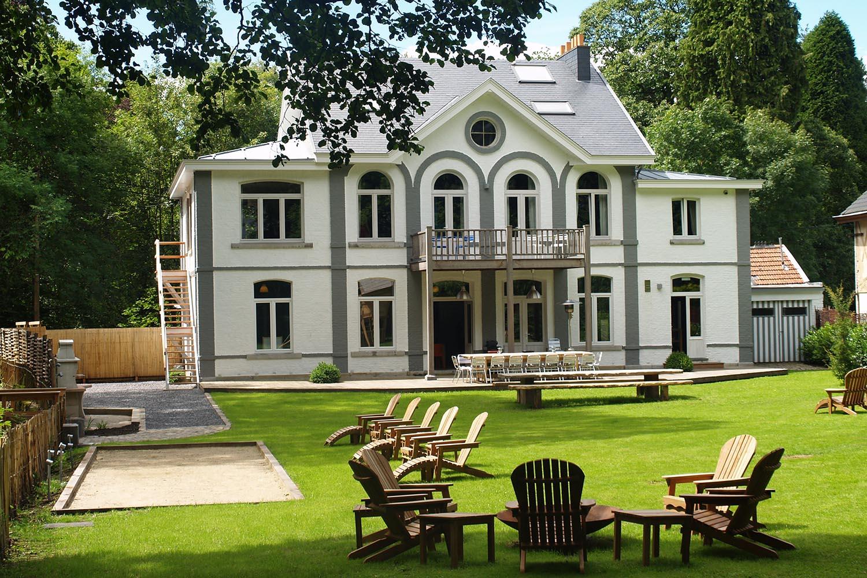 Vakantiehuis in Spa, in Ardennen.