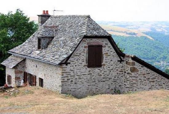 Location De Vacances En Cassaniouze, Auvergne   Côté De La Maison