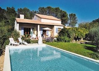 Villa With Pool In Languedoc Roussillon In Orthoux Sérignac (France)