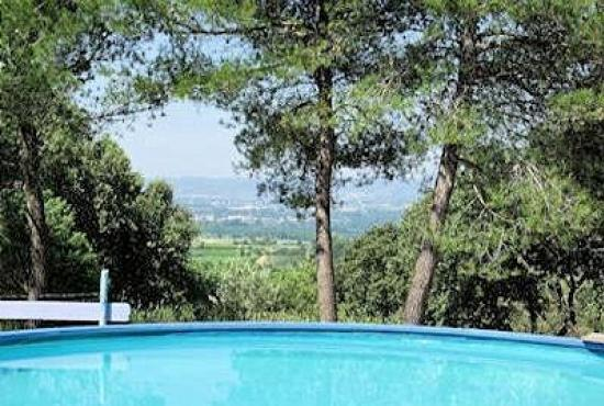 Holiday House In Aniane, Languedoc Roussillon   Swimmingpool