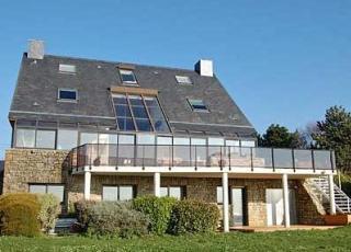 Vakantiehuis in Manche, aan zee en strand, in Normandië.