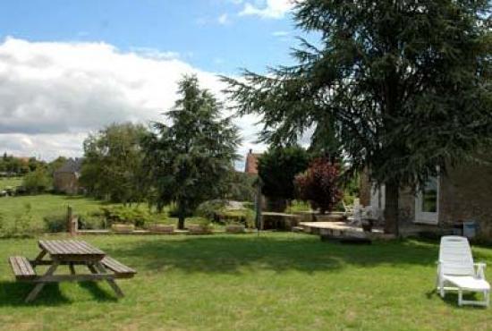 Vakantiehuis in natuurpark Morvan