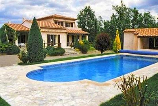 Villa met zwembad in provence c te d 39 azur in fayence frankrijk - Zwembad huis ...