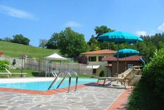 Vakantiehuis met zwembad in toscane in lonnano itali - Zwembad huis ...