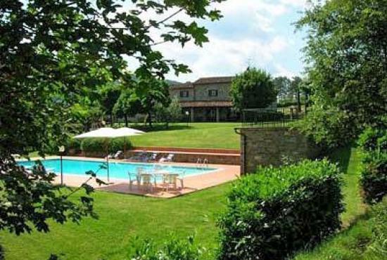 Location de vacances avec piscine en toscane en subbiano for Location toscane piscine
