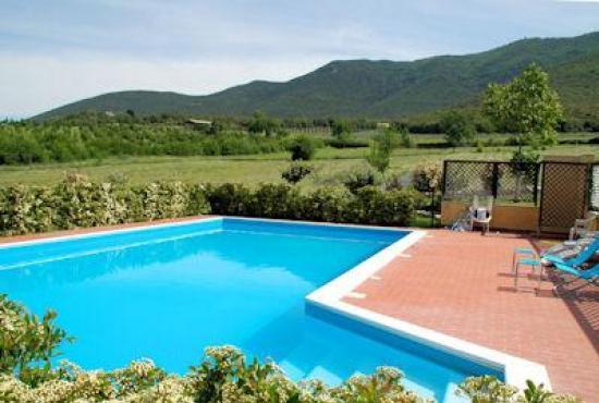 Villa con piscina in umbria in montecchio italia - Villa italia piscina ...
