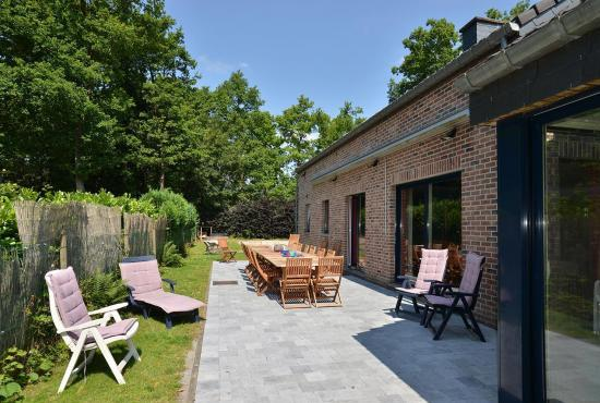 Location De Vacances Avec Piscine En Ardennes En Barvaux Belgique