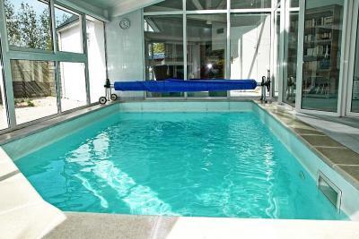 Vakantiehuis bretagne huren aan zee en strand ook met zwembad - Zwembad met strand ...