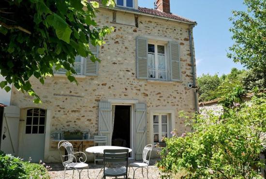 Vakantiehuis in Crespières