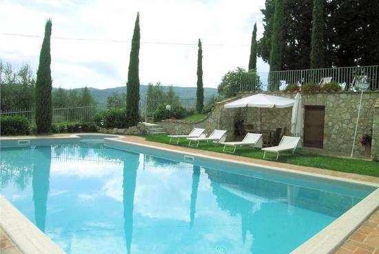 Location de vacances avec piscine en toscane en chiusi for Location toscane piscine