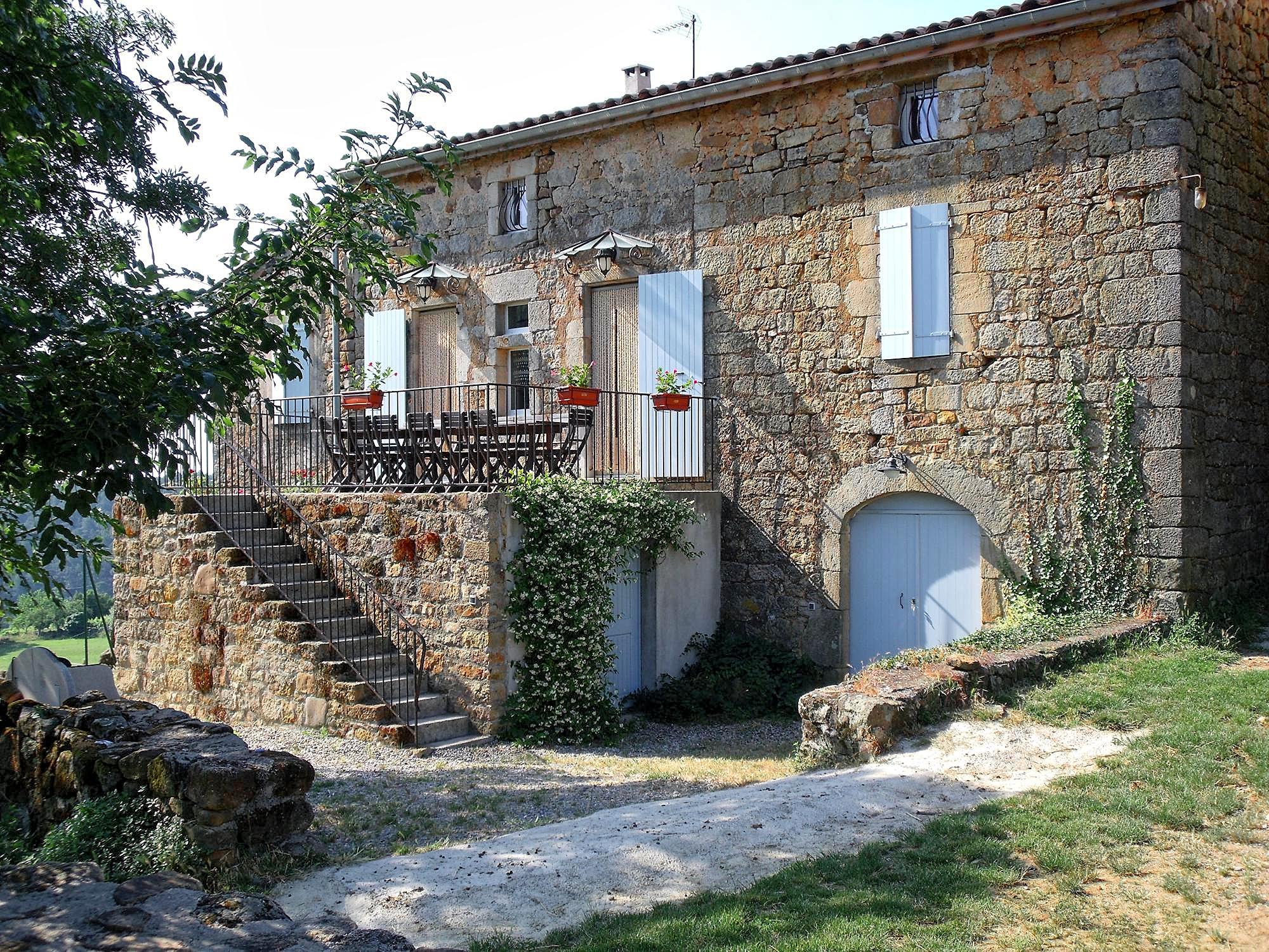 Vakantiehuis in Sanilhac met zwembad, in Provence-Cote d'Azur.