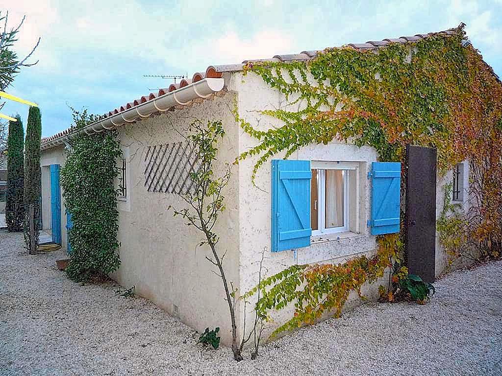 Vakantiehuis in Maussane-les-Alpilles, in Provence-Cote d'Azur.