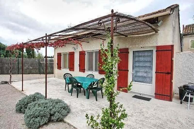 Vakantiehuis in Saint-Remy-de-Provence, in Provence-Côte d'Azur.