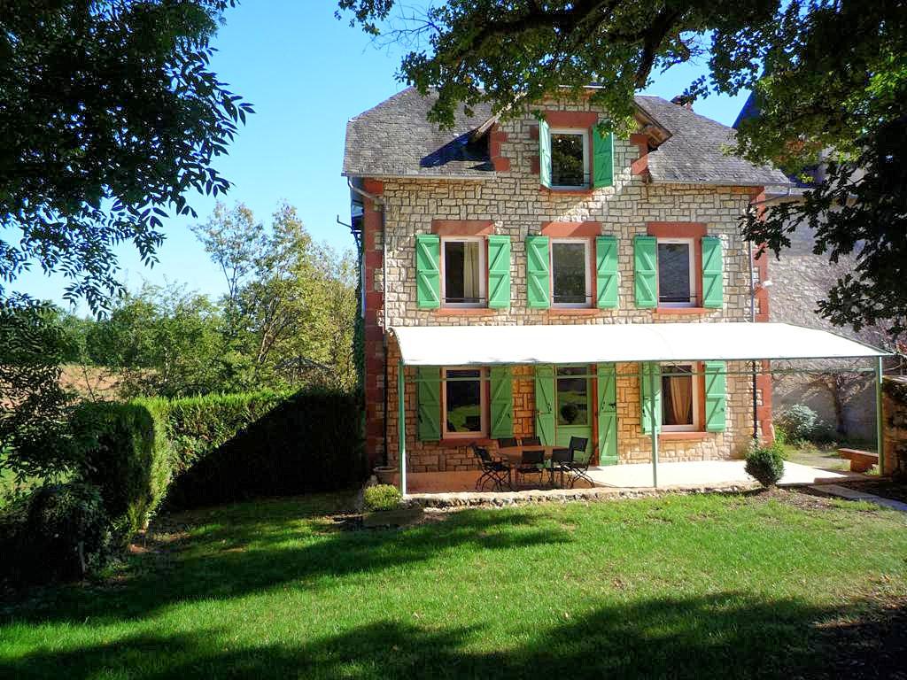 Vakantiehuis in Collonges-la-Rouge met zwembad, in Dordogne-Limo
