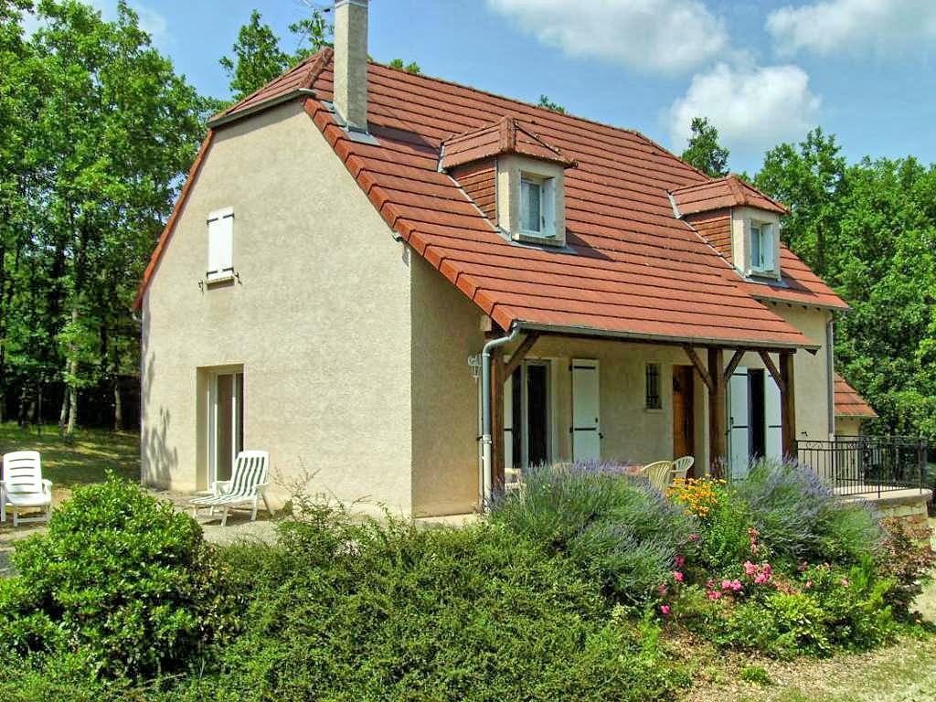 Vakantiehuis in Turenne, in Dordogne-Limousin.