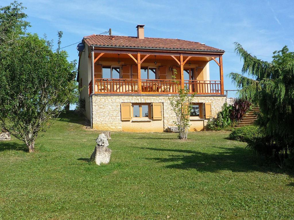 Vakantiehuis in Daglan met zwembad, in Dordogne-Limousin.