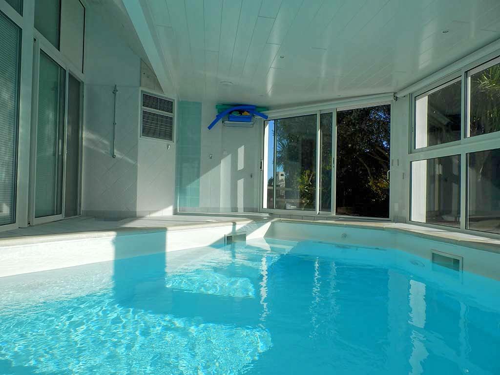 Villa met zwembad in Bretagne in Penmarch (Frankrijk)